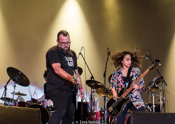 Picture of Camarones Orquestra Guitarrística in concert with Instrumental rock music by Leca Suzuki