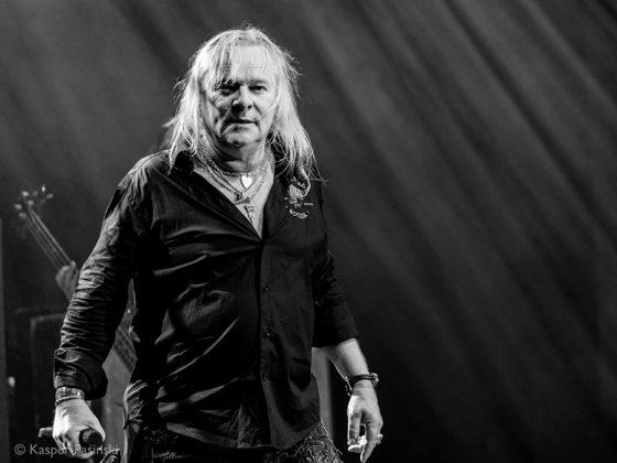 Picture of Uriah Heep in concert with Hard Rock concert photographer Kasper Pasinski