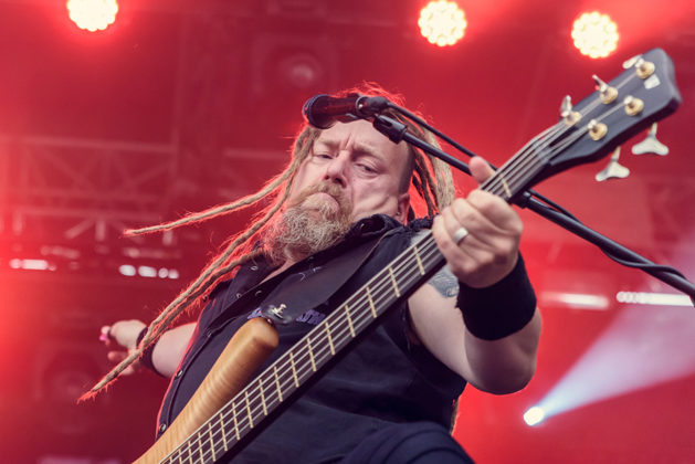Picture of S-Tool in concert with Finland concert photographer Oskari Mäkisarka