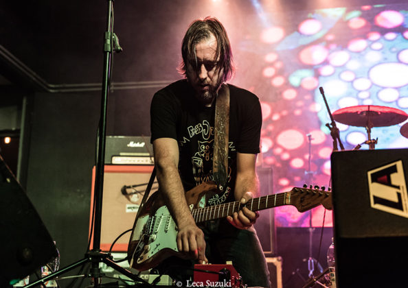 Picture of Earthless in concert with Brazil gig photography by Leca Suzuki