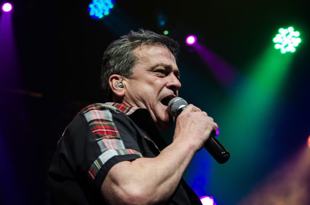 Picture of Bay City Rollers in concert by Ireland concert photography by Danni Fro
