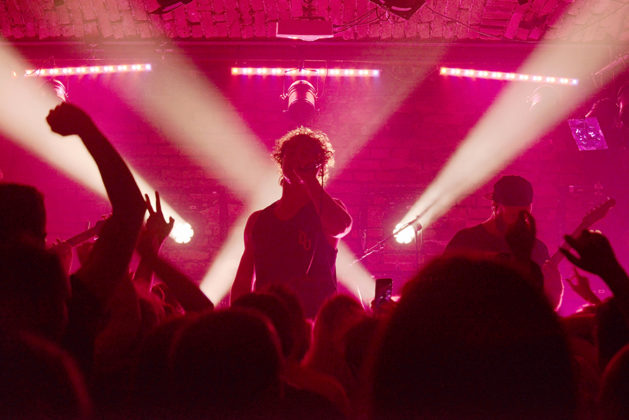 Picture of Don Broco Rock in concert by Rock music photographer Norbert Burkowski from Poland