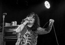 Picture of Windhand in concert by Texas heavy metal music photographer Robert Braden
