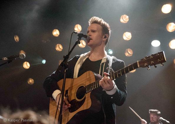 Picture of Kodaline in concert by Denmark Music and Pit photographer Kasper Pasinski