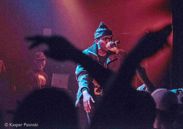 Picture of Kirk Knight in concert by Denmark Music and Pit photographer Kasper Pasinski