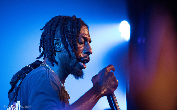 Picture of Flatbush Zombies in concert by Denmark Music and Pit photographer Kasper Pasinski
