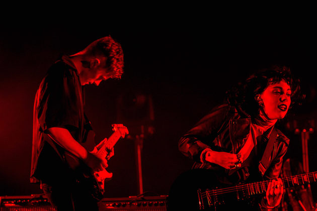 Picture of Pale Waves in concert by England Music and Pit photographer Naomi Dryden-Smith