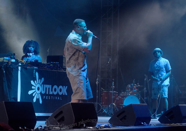 Picture of Children of Zeus in concert by Croatian Music and Pit photographer David Gasson