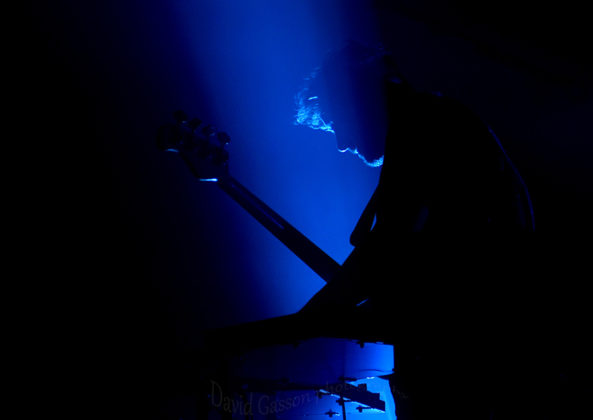 Picture of Bonobo in concert by Croatian Music and Pit photographer David Gasson