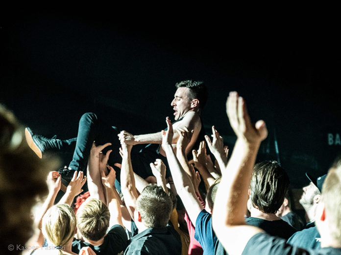 Picture of Blood Youth in concert by Denmark Music and Pit photographer Kasper Pasinski