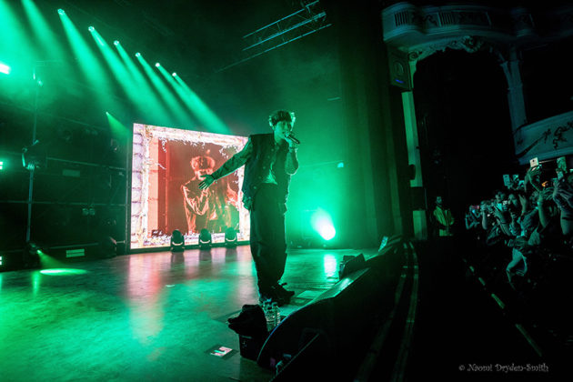 Picture of Zico in concert by England Music and Pit photographer Naomi Dryden-Smith