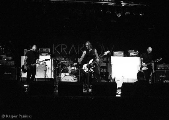 Picture of Krakow in concert by Denmark Music and Pit photographer Kasper Pasinski