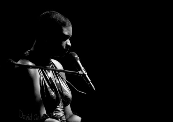 Picture of Lizz Wright by Croatian Music and Pit photographer David Gasson