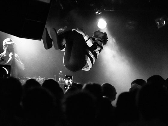 Picture of bbno$ in concert by Denmark Music and Pit photographer Kasper Pasinski