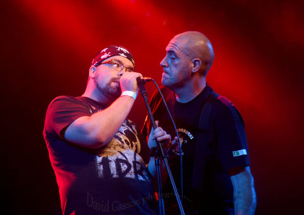 Picture of Animal House in concert by Croatian Music and Pit photographer David Gasson