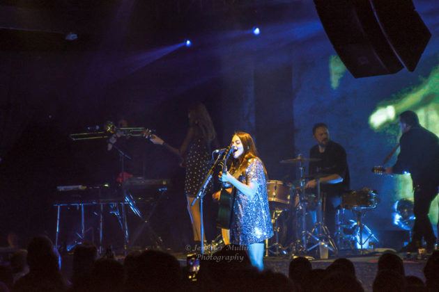 Picture of First Aid Kit in concert by American Music Photographer Jennifer Mullins