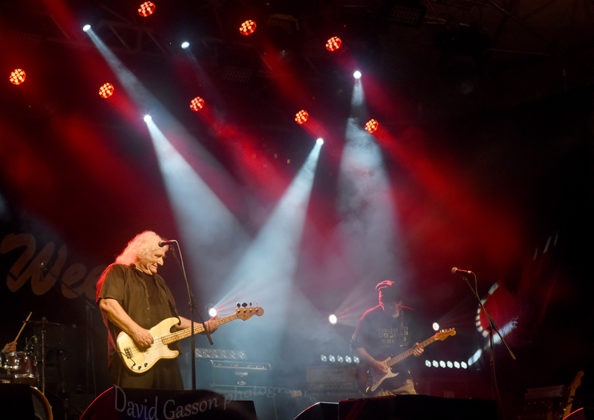 Picture of Atomsko Sklonište in concert by Croatian Music and Pit photographer David Gasson