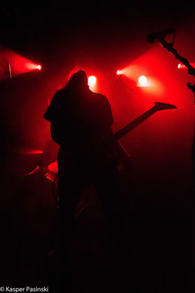 Picture of Undergang in concert by Denmark Music and Pit photographer Kasper Pasinski