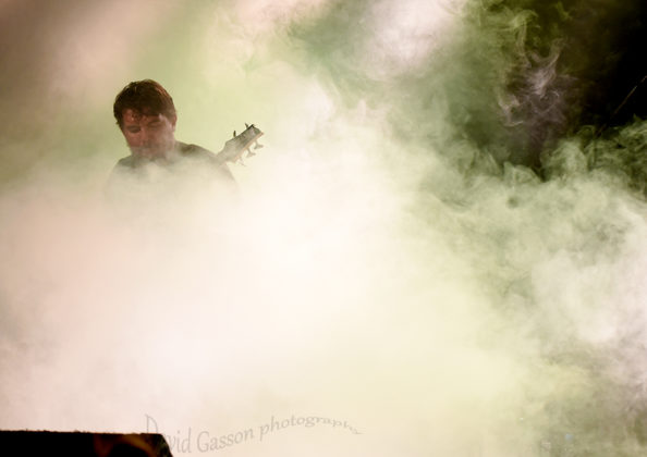 Picture of Forest Hum in concert by Croatian Music and Pit photographer David Gasson