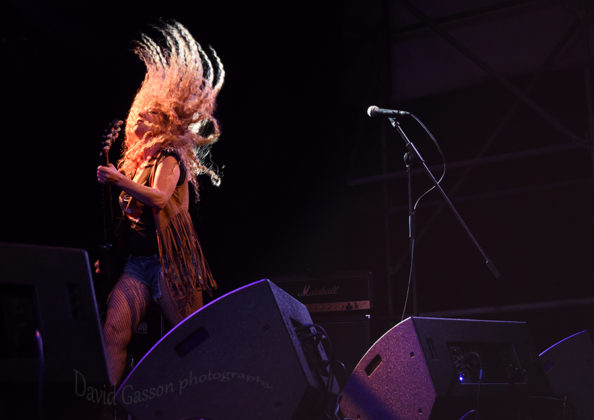 Picture of Nashville Pussy @ Croatia Bike Week by Croatian Music and Pit photographer David Gasson