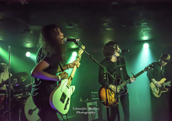 Picture of Rival Coast in concert at the Pub Rock by American Music Photographer Jennifer Mullins