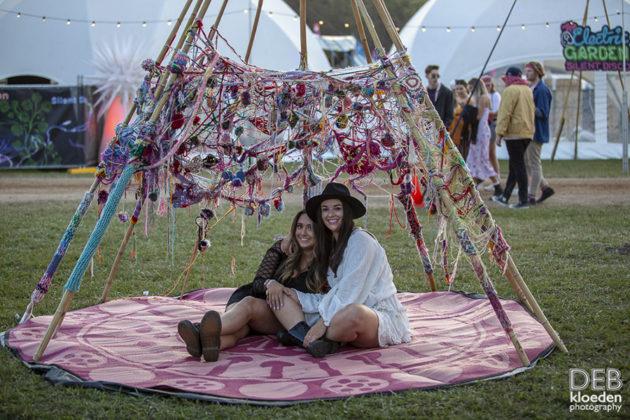 Picture of the Splendour in The Grass Festival by Australia music photographer Deb Kloeden