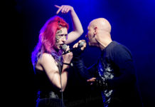 picture of Goathell metal fest and MindAheaD in concert by Croatian Music and Pit photographer David Gasson