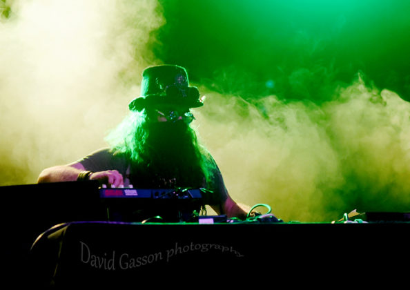 Picture of Kali Fat Dub in concert at the Seasplash festival by Croatian Music and Pit photographer David Gasson