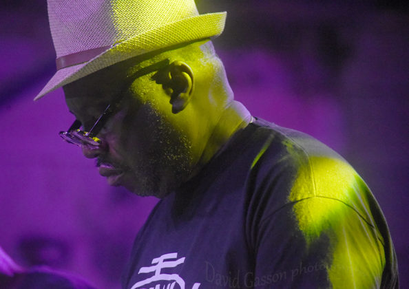 Picture of Mad Professor & U-Roy in concert at the Seasplash festival by Croatian Music and Pit photographer David Gasson