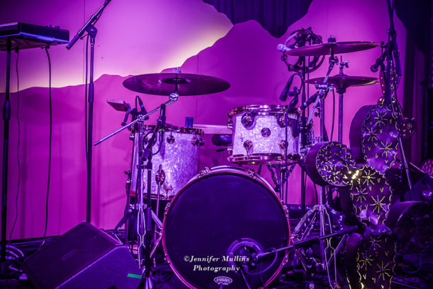 Picture of Jared & The Mill in concert at the Crescent Ballroom by American MusicPhotographer Jennifer Mullins