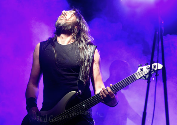 Picture of Reapter at the GoatHell Metal Festin Croatia by Croatian Music and Pit photographer David Gasson