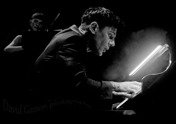 Picture of Maksim Mrvicain concert by Croatian Music and Pit photographer David Gasson
