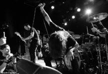 Picture of Ego Kill Talent in concert in Denmark by Copenhagen MusicPhotographer Kasper Pasinski