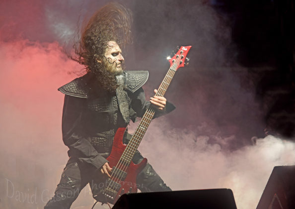 Picture of MartYriuM by Croatian Music and Pit photographer David Gasson