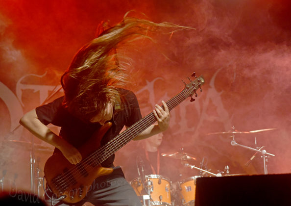 Picture of Infernal Tenebra by Croatian Music and Pit photographer David Gasson