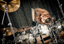 Picture of Sadie in concert by Japan Music and Pit photographer Laura Cooper
