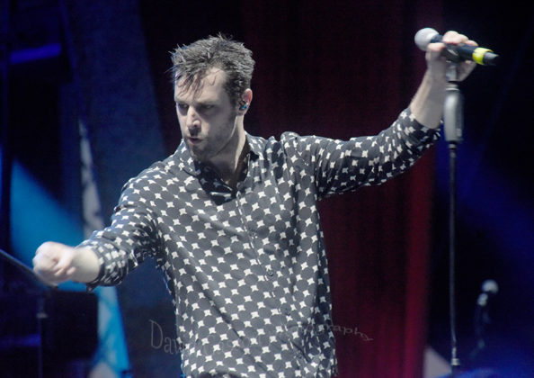 Picture of Boris Štok in concert at the Sea Star Festival by Croatian Music and Pit photographer David Gasson