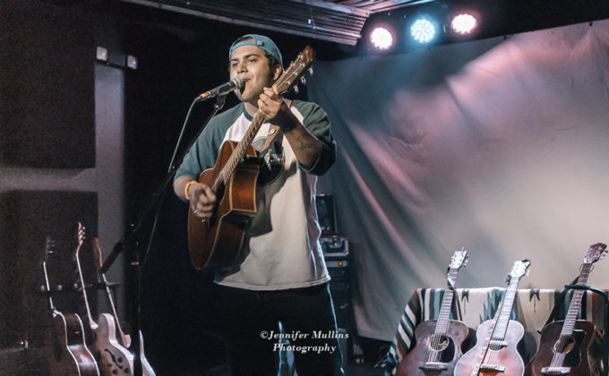 Picture of President Mutt in concert at The Rebel Lounge in Arizona by American MusicPhotographer Jennifer Mullins