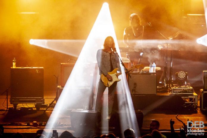 Picture of Sticky Fingers in concert @ Luna Park, Sydney 02.06.18 by Australia music photographer Deb Kloeden