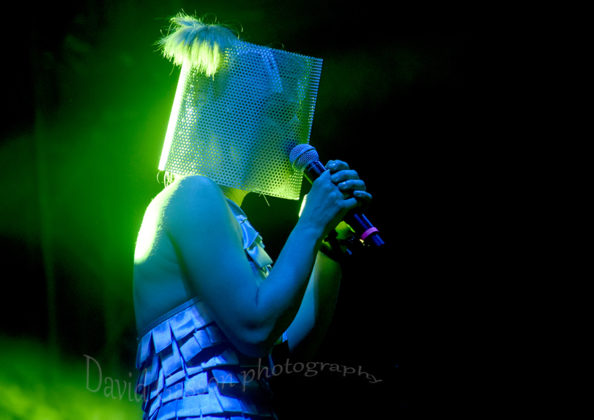 Picture of Nipplepeople in concert at the Sea Star festival by Croatian Music and Pit photographer David Gasson