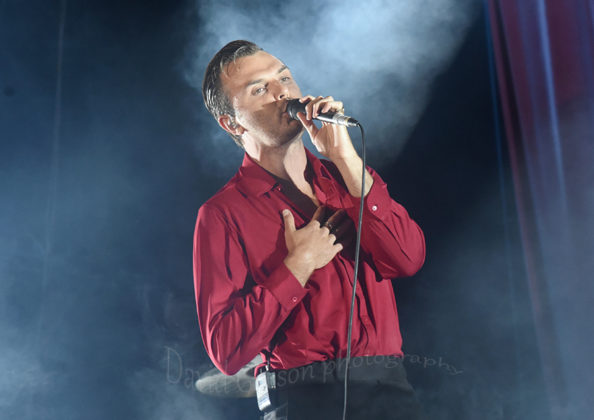 Picture of Hurts @ Sea Star Festival , Croatia. 26.05.18 by Croatian Music and Pit photographer David Gasson