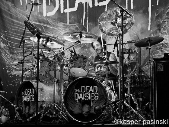 The Dead Daisies in concert at Pumpehuset , Denmark. by Copenhagen Music and Pit photographer Kasper Pasinski