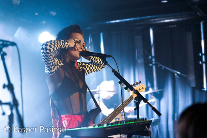 Picture of Riot Child in concert in Denmark by the Copenhagen Music and Pit photographer Kasper Pasinski