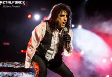 Picture of Alice Cooper at Rockfest Barcelona by Milano music photographer Stefano Forensi