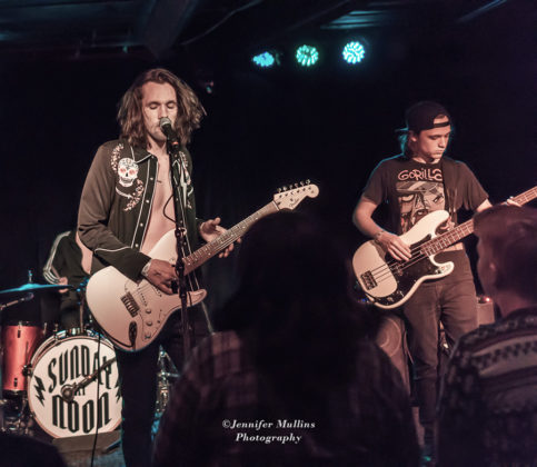 Picture of Sunday at Noon in concert at The Rebel Lounge, Arizona, America . 09.05.18 by American MusicPhotographer Jennifer Mullins