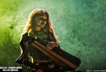 Picture of Fabienne Erni & Eluveitie @ Metal For Emergency Festival by Milan Music and Pit photographer Fabry C ~ Stolen Instants