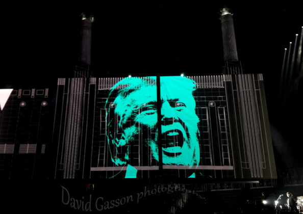 Picture of Roger Waters in concert at Zagreb Arena by Croatian Music and Pit photographer David Gasson