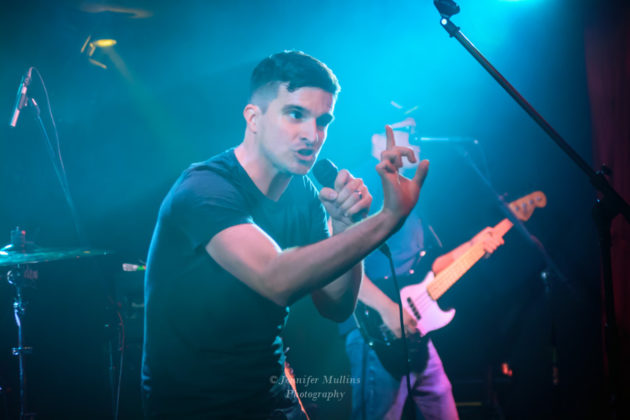 Picture of El West in concert at Last Exit Live Tavern , Phoenix. by American MusicPhotographer Jennifer Mullins