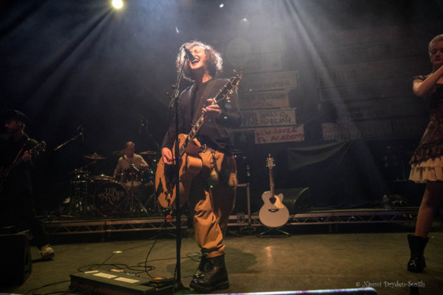 Picture of The Wonder Stuff at O2 Shepherds Bush Empire. London on 20.03.18 by England music photographer Naomi Dryden-Smith