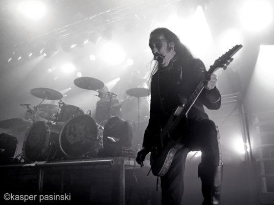 Picture of Avatar concert @Pumpehuset, Copenhagen,Denmark. 02.04.2018 Copenhagen Music and Pit photographer Kasper Pasinski